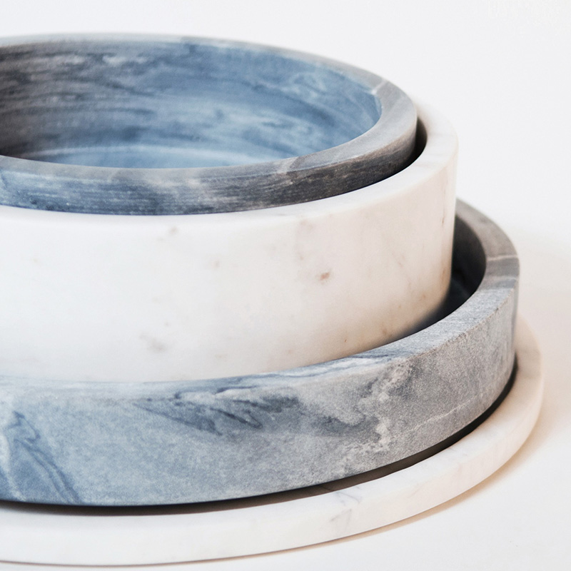 Forte 3 Marble Bowl