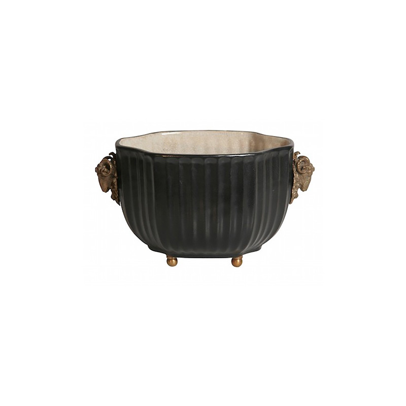 Oval Buck Planter