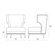 Astaire-Chair