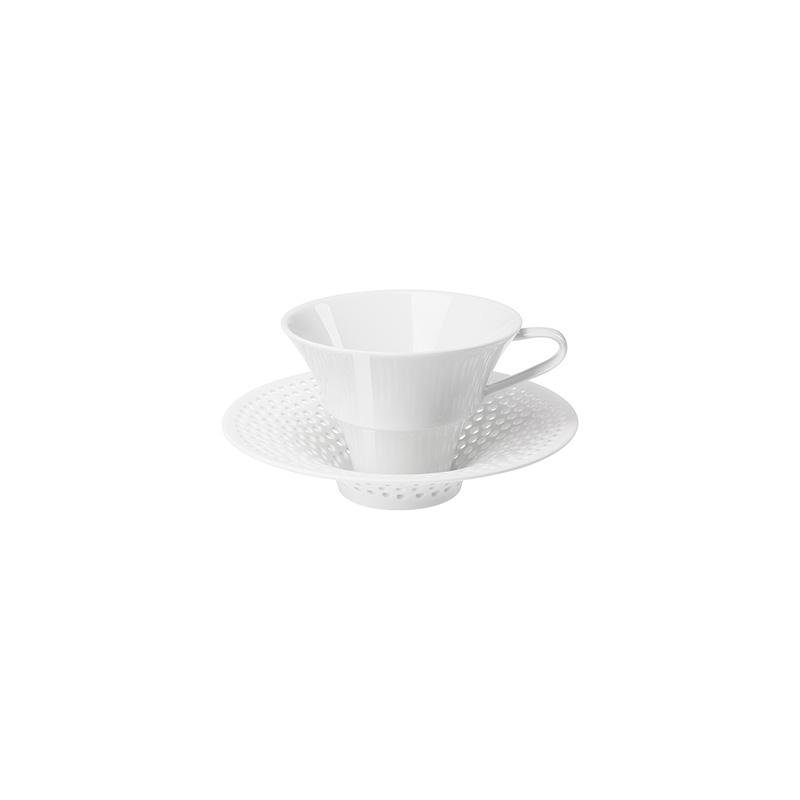 Cielo Coffee/Tea Cup With Saucer