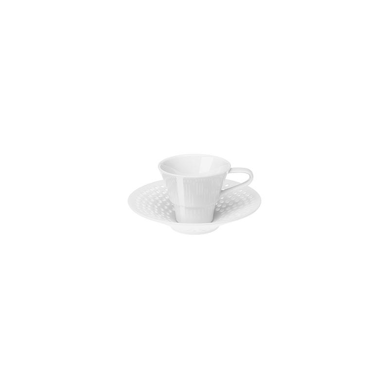 Cielo Espresso Cup With Saucer