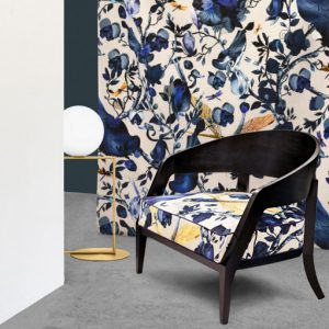Spring interior. Miles Chair - London Essentials