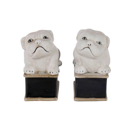 Bulldog Figurines