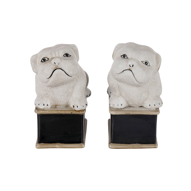 Bulldog Figurines