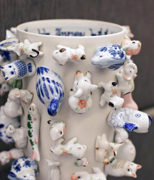 Zoo Vase