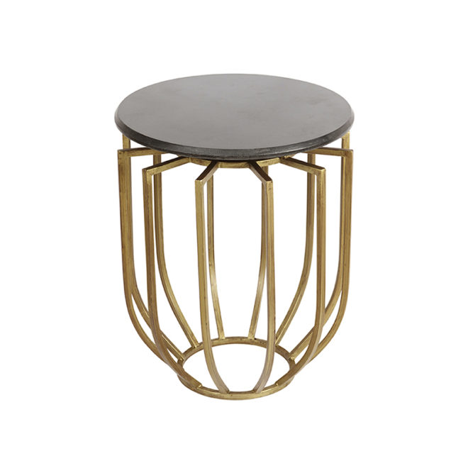 Jaula Table, Bronze Small