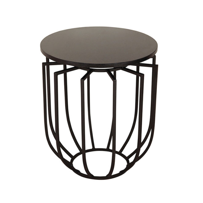 Jaula Table, Brown Large
