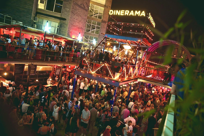 London Essentials Events Exhibitions Dinerama