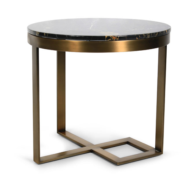 London Essentials - Dover Side Table, Tall