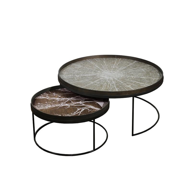 Compas Tray Tables