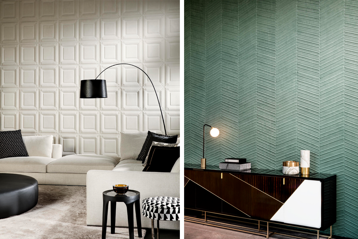 Arte Wallcoverings | London Essentials