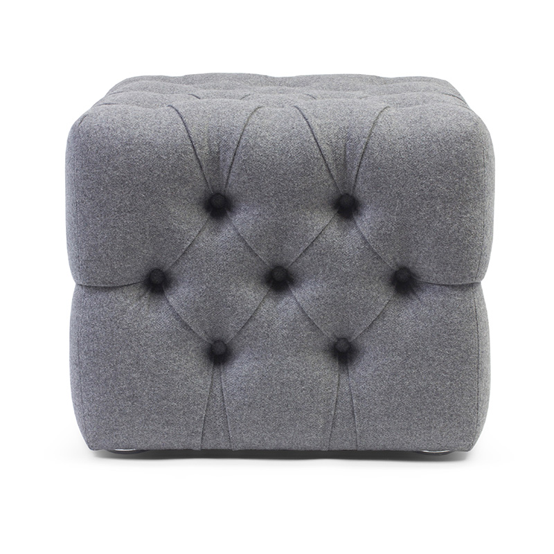 London Essentials Bespoke Ottoman