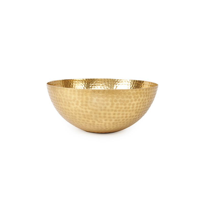 Bloomar Gold Bowl, Large