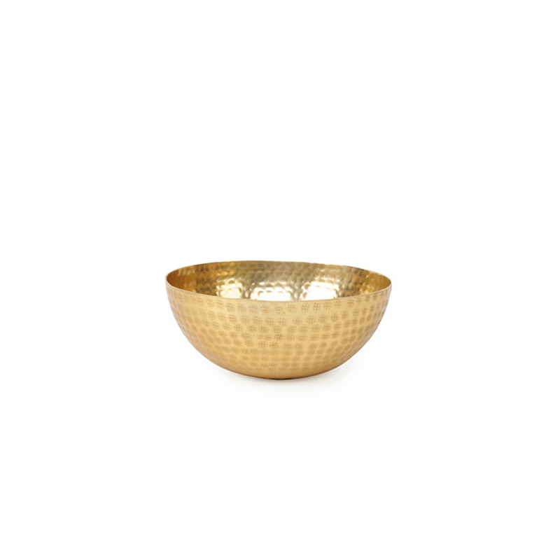 Bloomar Gold Bowl, Medium