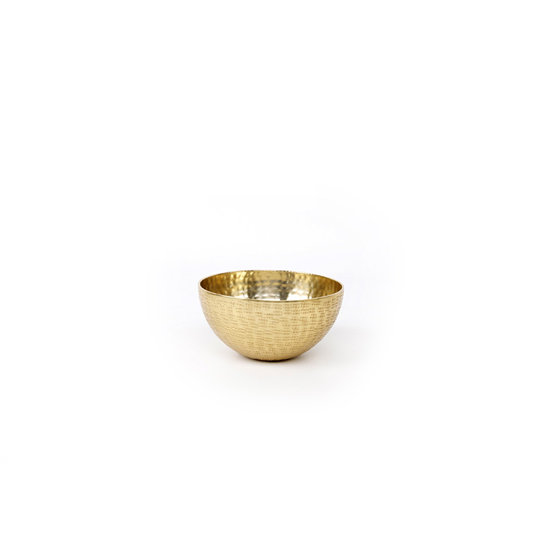 Bloomar Gold Bowl, Small