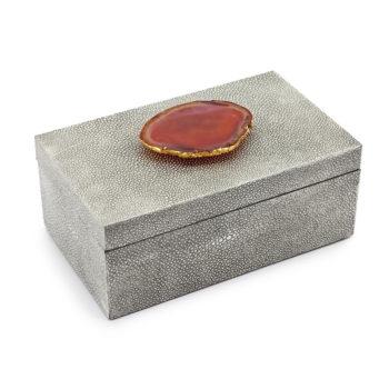 Gemma Box, Red Agate
