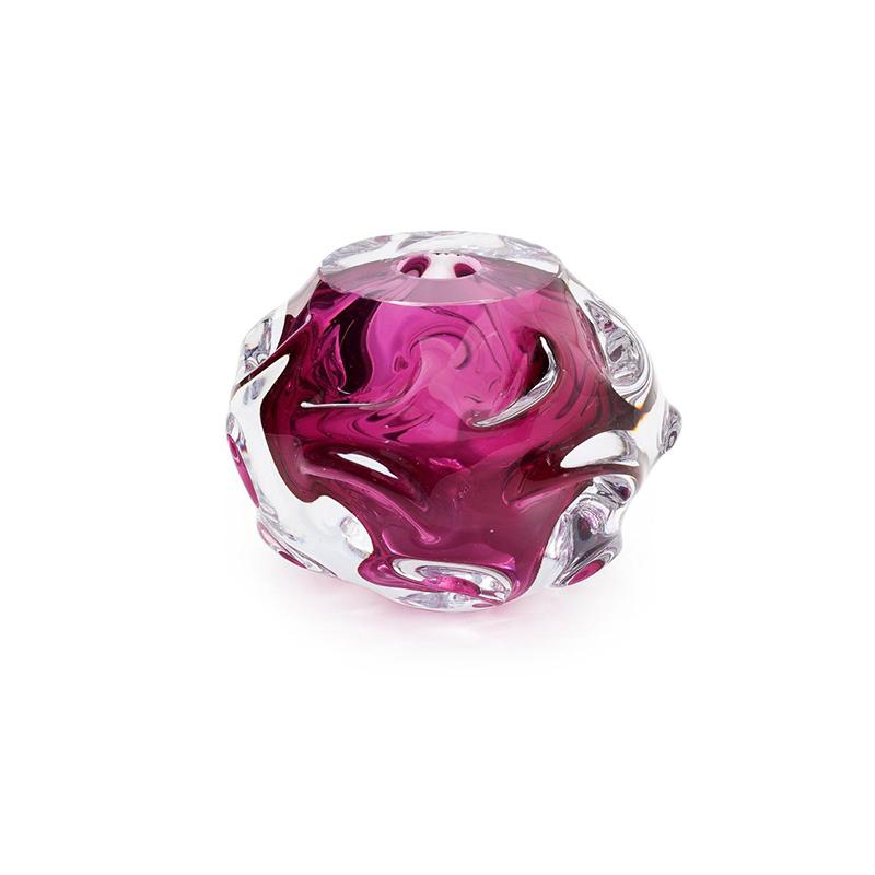 Lysan Vase, Pink Rose