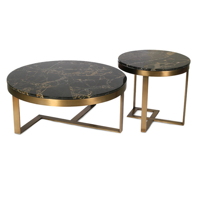 London Essentials - Dover Tables, Set of 2