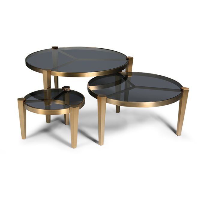 London Essentials - Hartney Nesting Tables