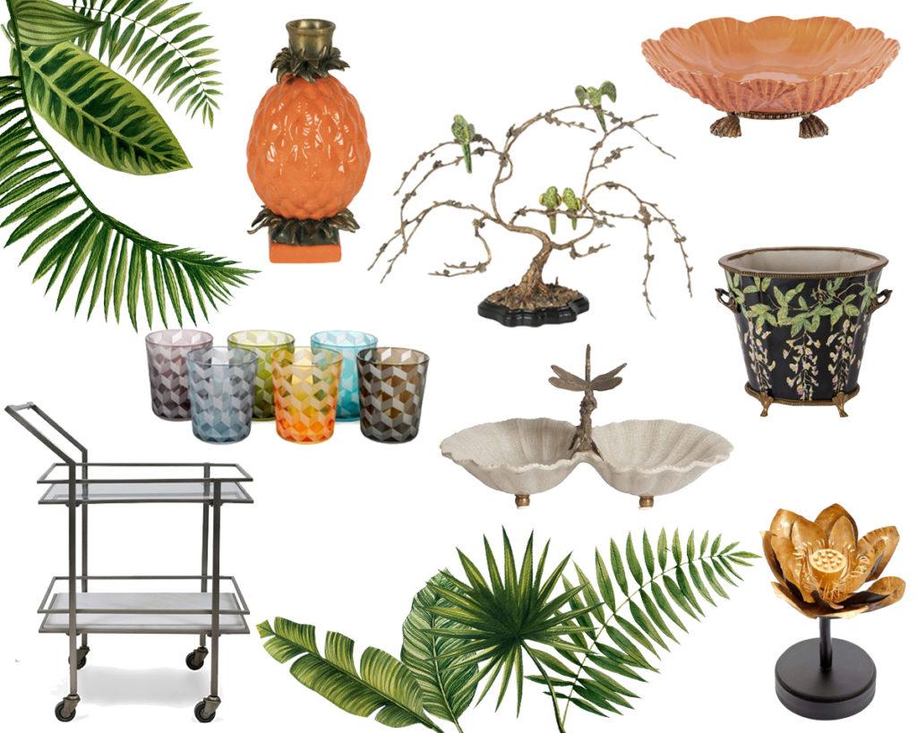 Summer Escapism for Interior Design
