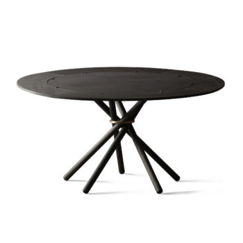 Hector Dining Table Extra Leaves
