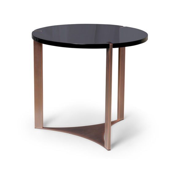 Rogue side table tall london essentials shop luxury for Tall side table