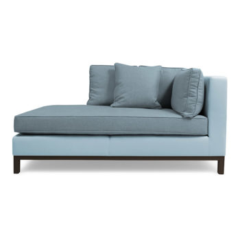 London Essentials Auger Chaise Lounge