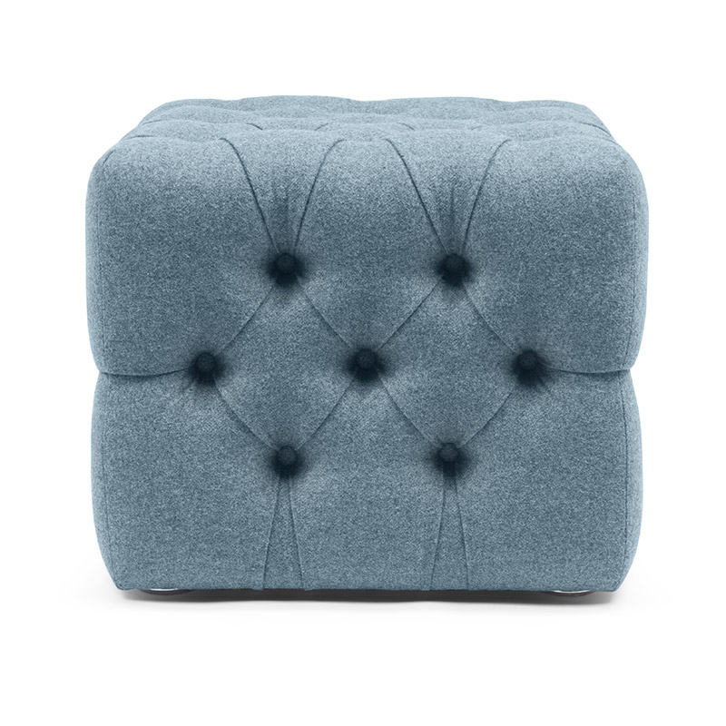 London Essentials Willis Ottoman