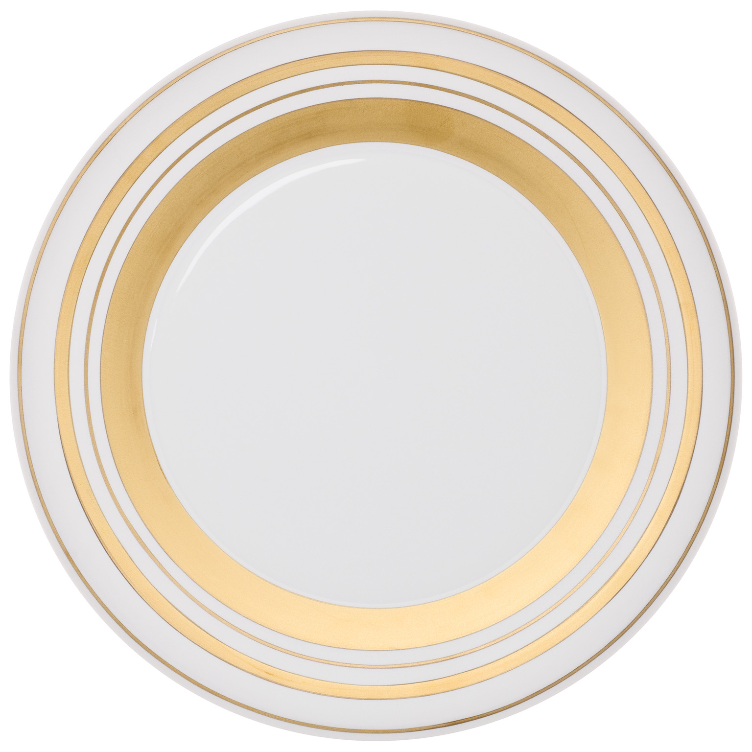 Glamour Gold Presentation Plate Charger