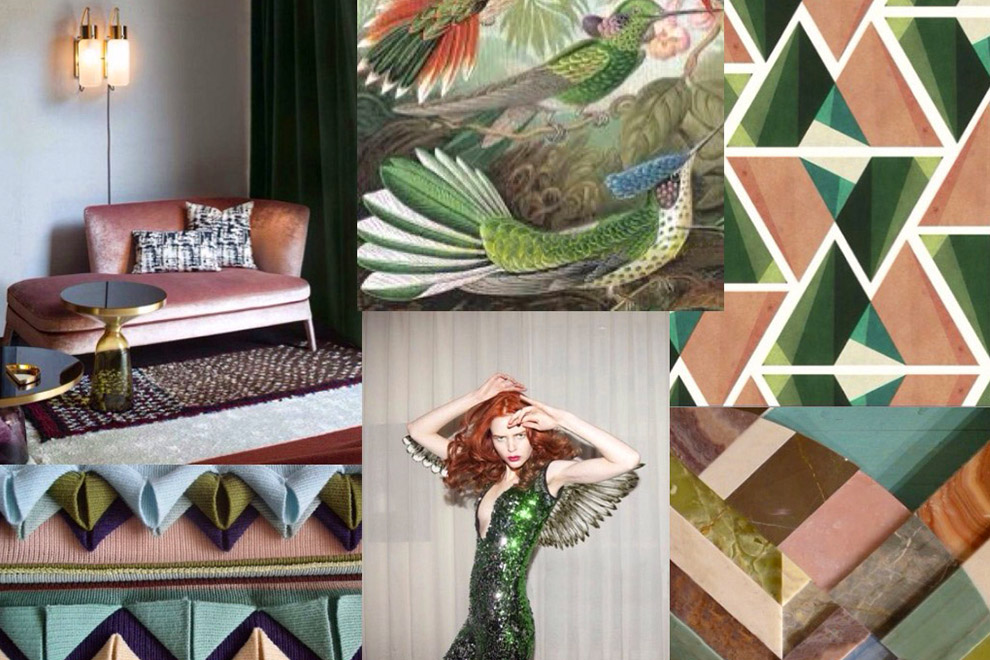 London Essentials - AW2017 Interior Trends