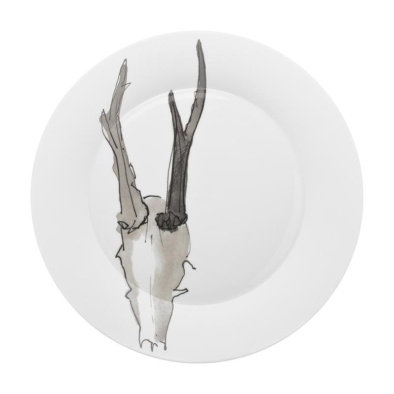 Antlers Dinner Plate
