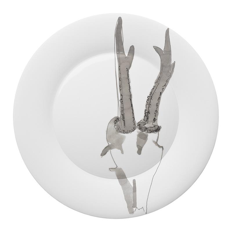 Antlers Serving Platter