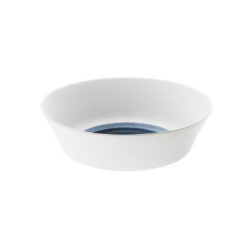 Blue Silent Bowl