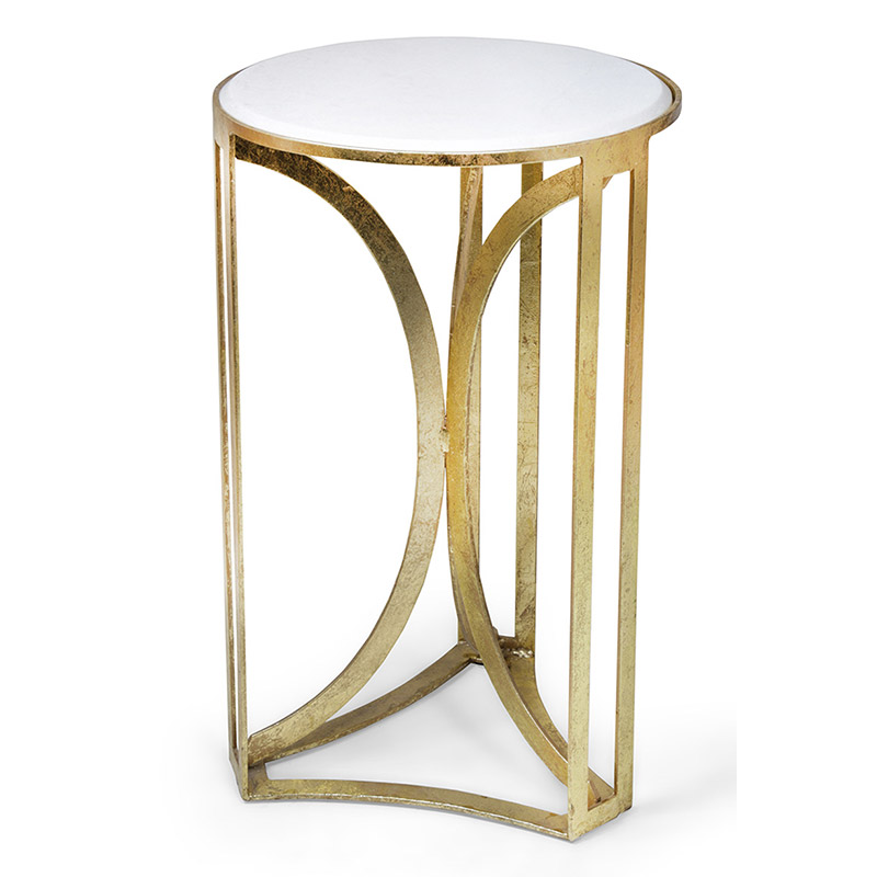 Eckmoire Side Table