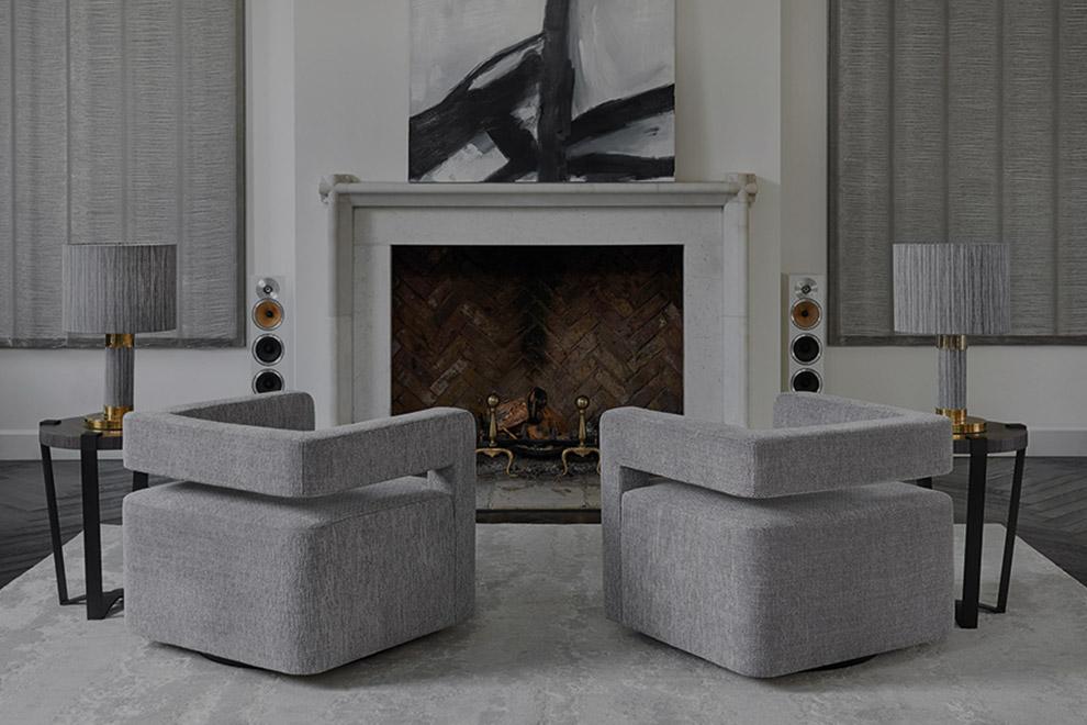 London Essentials Interior Design Service