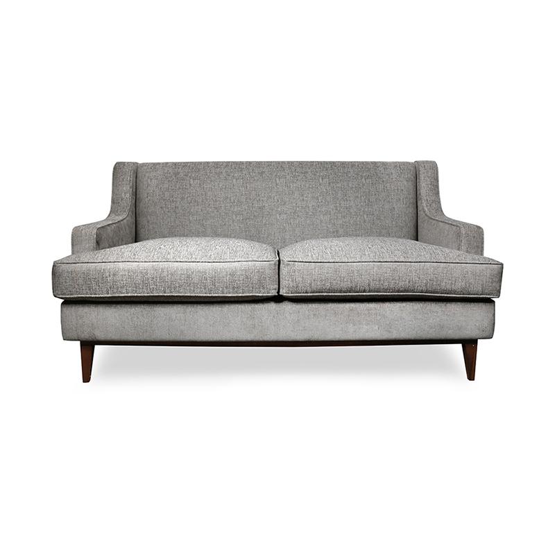 Bespoke Knightley Sofa, Taupe