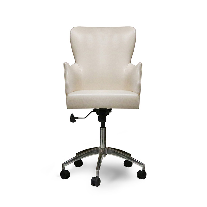 Ksenia Desk Chair, White