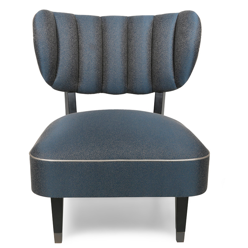 Harrison Chair, Blue