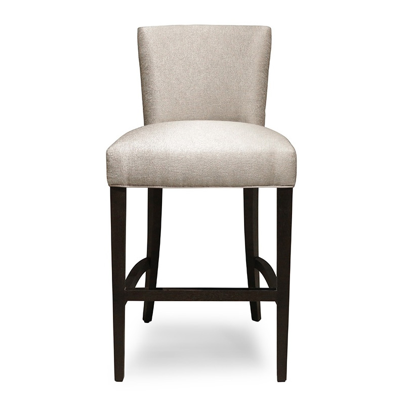 Bespoke Bar Stool, Grey