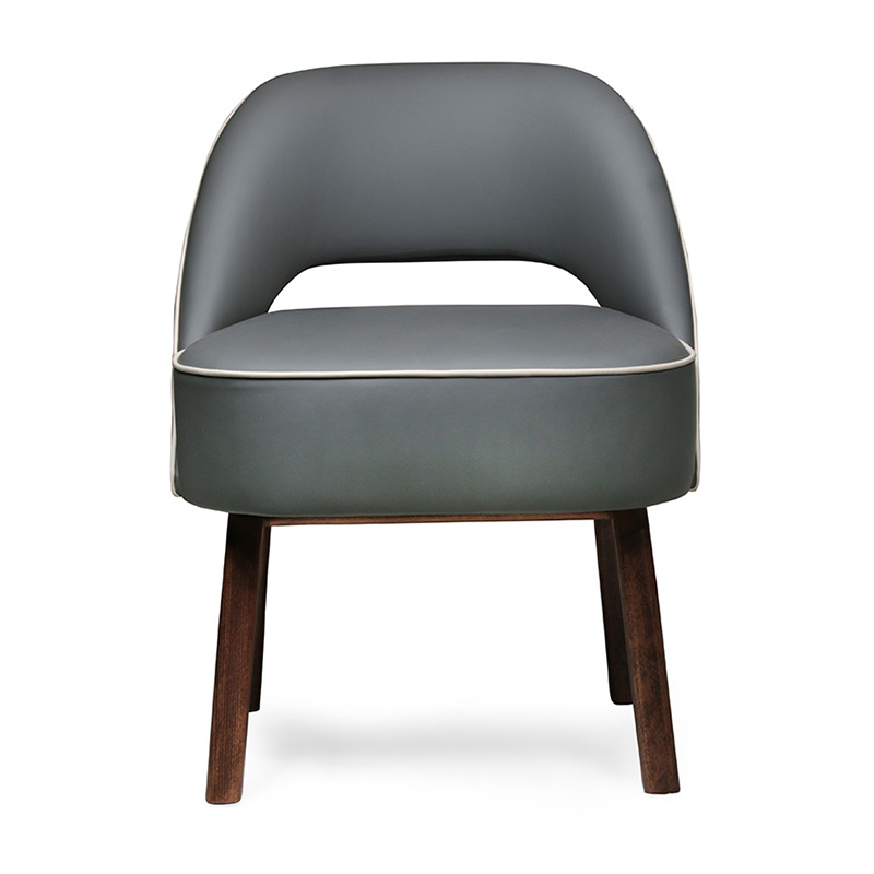Bespoke Chair, Blue Grey