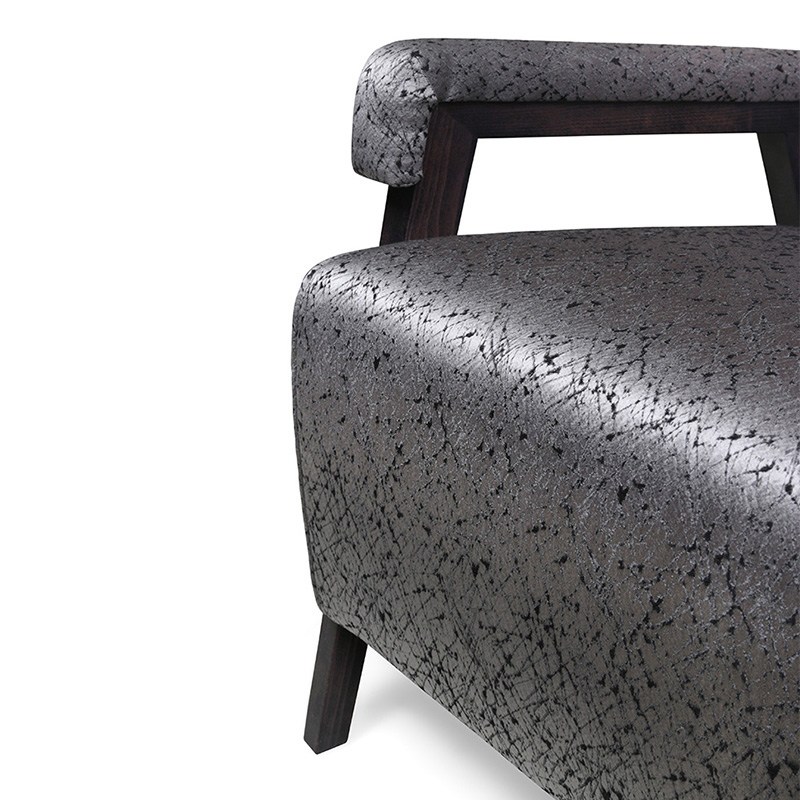 Noel Chair, Silver