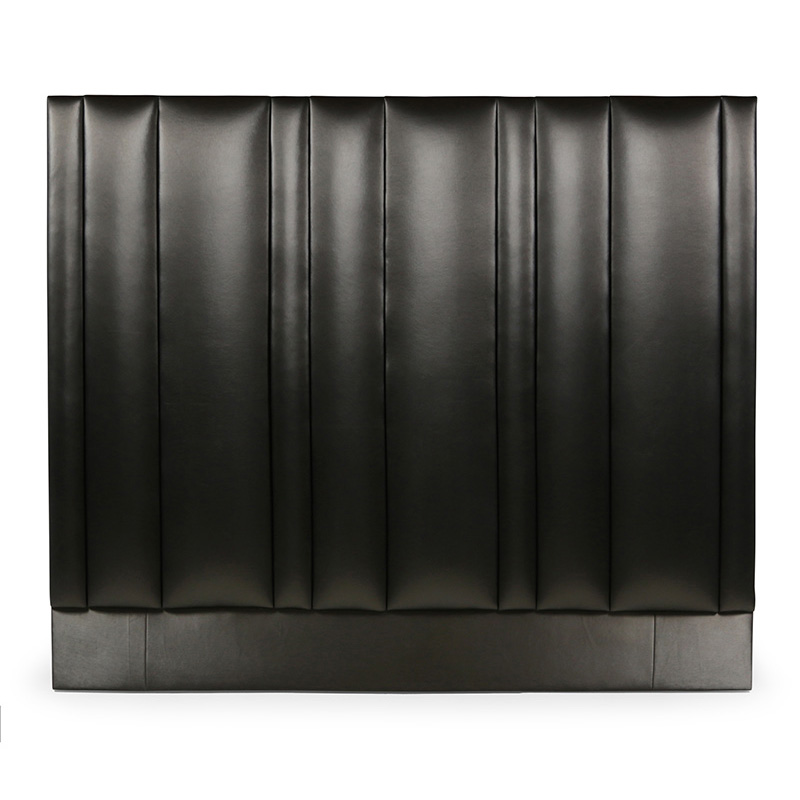 Curtis Headboard, Charcoal