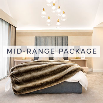 London Essentials Mid-Range Interior Design Package