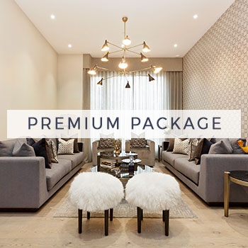 London Essentials Premium Interior Design Package