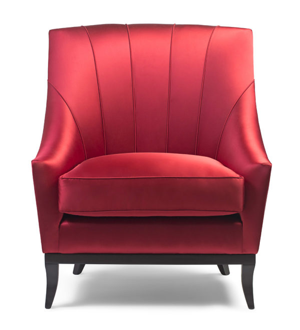 Bespoke Chair, Red
