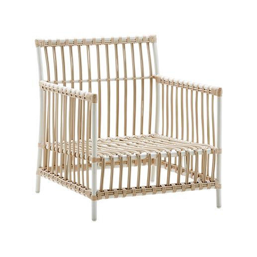 Caroline Chair, Dove White