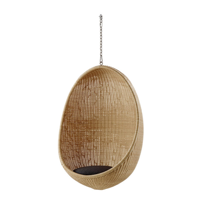 Hanging Egg Chair, Interior
