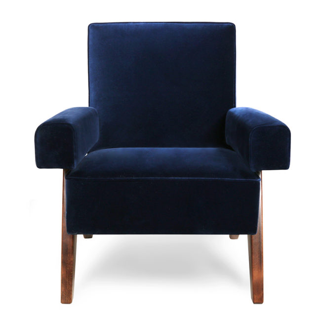 Heston Chair, Blue