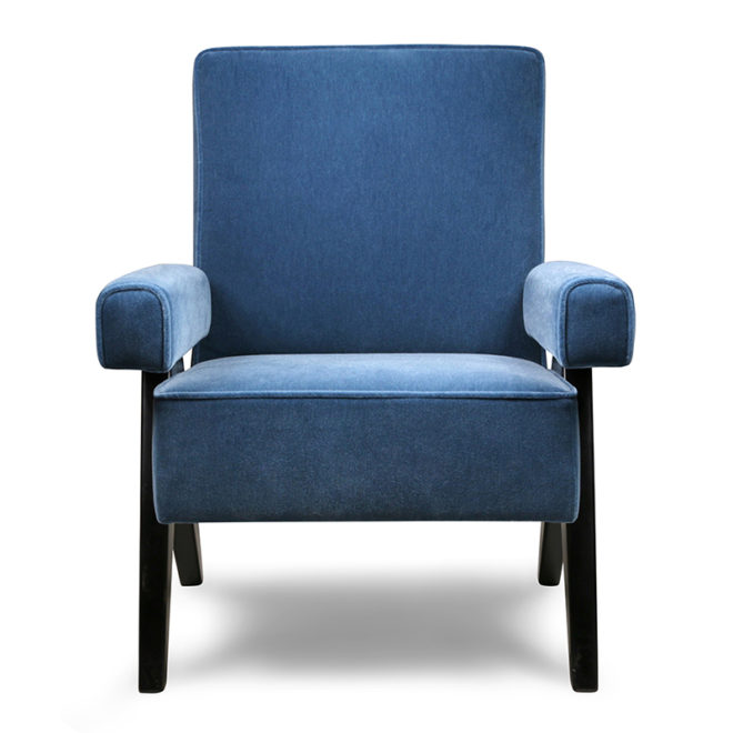 Bespoke Chair, Light Blue