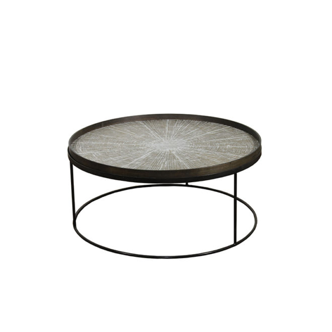Compas Coffee Tray Table, Extra Large